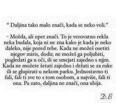 i zato sam očajan. Couple Quotes, Movie Quotes, Beast Quotes, Poetry Quotes, Quotations, Poems, Thoughts, Motivation, Love
