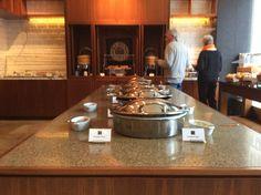Hotel hot food