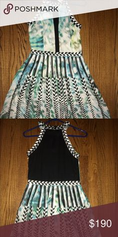 Parker Dress size S Size small Parker dress... really nice material...only worn once! Parker Dresses