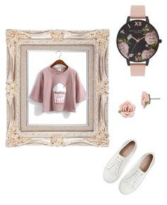 Rosie🌸 by shannae-ellen on Polyvore featuring polyvore, fashion, style, Mint Velvet, Olivia Burton, 1928 and clothing