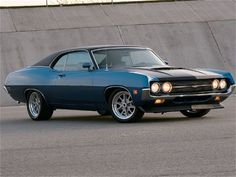 1970 ford fairlane 500