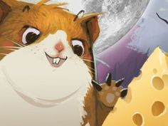 Anime, Art, Partners In Crime, Funny Games, Werewolf, Games For Children, Art Background, Kunst, Cartoon Movies