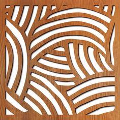Laser cut patterns for custom laser-cut panels. Laser Cut Patterns, Star Patterns, Motifs Organiques, Zentangle, Waterfall Wallpaper, Hawaiian Pattern, Laser Cut Panels, Japanese Bamboo, Dappled Light