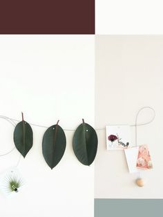 DIY Magnetic Photo Wire Display