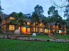 Hosterías en el oriente ecuatoriano - Misahuallí Amazon Lodge