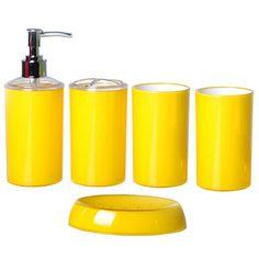 yellow bathroom accessories. Popular Yellow Bathroom Accessories Buy Cheap  mint bathroom Google Search Wyposa enie domu Pinterest