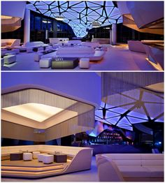 Allure Nightclub Interior Design | Designed by Orbit Design Studio
