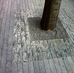 Rusticated paving. Click image to tweet and visit the slowottawa.ca boards >> http://www.pinterest.com/slowottawa/