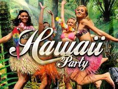 6.- 7. 7.2018 Hawaii party na letnej terase a cubalibre 2,10€