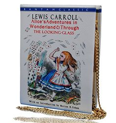 Novelty Alice in wonderland book shaped new lady's handba... https://www.amazon.co.uk/dp/B01GHXLHCI/ref=cm_sw_r_pi_dp_x_Nv9PxbM8JZJFJ