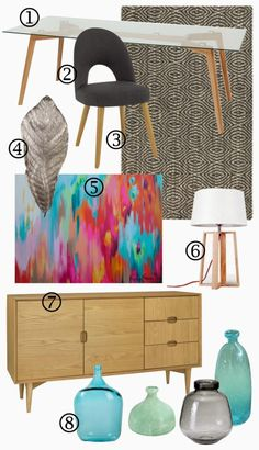 This week I've been busy finalising a client's mood boards for their brand new living space. It's been an exciting project that has involved choosing colours from the ground up for a new build – exterior colours, paint, tiles, carpets, kitchen, bathrooms and lighting. The last step: to fill the newly-finished home with furniture and... Read more