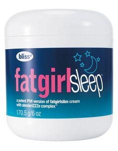 Bliss Fatgirlsleep Women's
