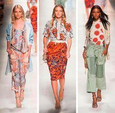 Etro Spring/Summer 2014 RTW - Milan Fashion Week  #MFW #fashionweek #MilanFashionWeek