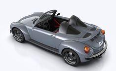 Memminger réinvente la Beetle avec la Roadster 2.7 - Autofocus.ca