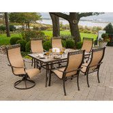 Found it at Wayfair - Monaco 7 Piece Dining Set