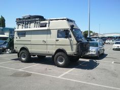 vw lt 4x4 - Google Search