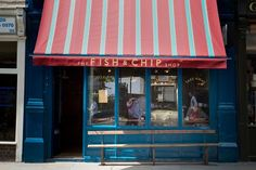 Fish & Chip Shop stands out for more than its titular dish - we recommend the fish curry London Fish And Chips, Best Fish And Chips, North London, London City, Fish And Chip Shop, London Guide, All Restaurants, Food Pack, Fish And Meat