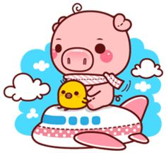 Pigma version 2 : They will bring more excitement and fun to your chatting. This Little Piggy, Little Pigs, Romantic Humor, Kawaii Pig, Mandala Painted Rocks, Mini Pigs, Cute Piggies, Baby Pigs, Dibujos Cute