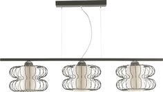 Lampa wisząca BRAJAN 3 z abażurem w stylu industrialnym dostępna na naszej stronie www.przystojnelampy.pl   #lampa #wisząca #lamp #lamps #lampy #oświetlenie #styl #industrialny #industrial Chandelier, Ceiling Lights, Lighting, Home Decor, Candelabra, Decoration Home, Room Decor, Chandeliers, Lights