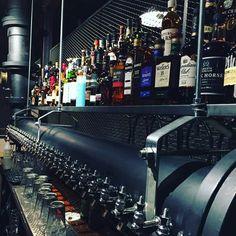 Underground Bar, Beer Tower, Beer Taps, Brew Pub, Tap Room, Cool Bars, Wine Cellar, My Dream Home, Restaurant Bar