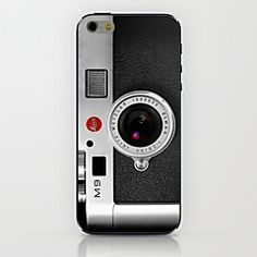 Camera Pattern hard Case for iPhone 6