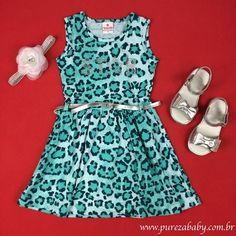 E por aqui, começamos a semana de Natal Divando de oncinha !  Look todo disponível em www.purezababy.com.br