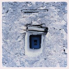 Inkhouse Ibiza - Stone Window