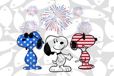 Cricut Svg Files Free, Happy Fourth Of July, July 4th, Silhouette Png, Snoopy Quotes, Snoopy And Woodstock, Decoration, Independence Day, Memorial Day