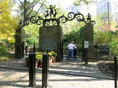Central Park - New York City, New York - Lehman Gate – Children's Zoo