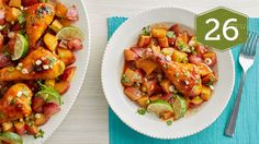 Slow-Cooker Mexican Honey Garlic Chicken and Potatoes