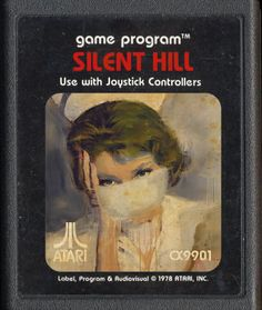 Silent Hill #Atari Fan Made