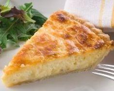 Tarte au gruyère râpé (facile, rapide) - Une recette CuisineAZ