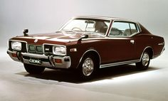 Nissan 330 Cedric 2door aka Datsun 260C