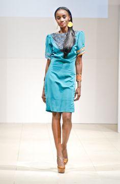 Mesanga Fashion House : Africa Fashion Week in New York