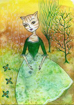 Tiger Lady by Jessica Stride