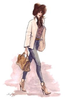 garance moment......by Inslee Haynes