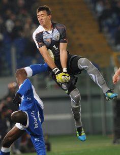 Italy 0 - 1 Uruguay Muslera <3