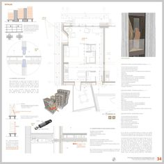 Ganadores Concurso Nacional de Proyectos de Título Arquitectura Caliente 2012,