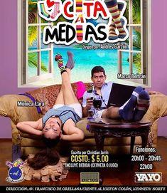 #Repost @yayomicroteatro with @get_repost  VIERNES de COMEDIA!! Ven y disfruta de esta Comedia dirigida por @andresgarzon10 y escrita por Christian Jarrin Donde? En #YAYOMICROTEATRO ubicado en @puertoplaza. Tenemos funciones desde las 20h00!!! No tienes excusa! Te esperamos #YAYOMICROTEATRO #comedia #Acting Movies, Movie Posters, Guayaquil, Friday, Artists, Films, Film Poster, Cinema, Movie