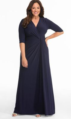 35377accd13f Romanced by Moonlight Gown. Plus Formal ...