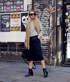 bota verniz como usar culotte midi