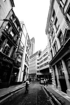 Street architecture London