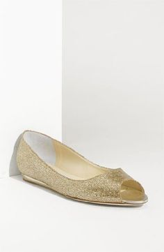 Amazon.com: Jimmy Choo Beck Wedge Flat: Shoes