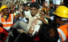 7 killed, many trapped in building collapse in Mumbai, red the complete story here... http://www.thehansindia.com/posts/index/2014-03-15/7-killed-many-trapped-in-bldg-collapse-in-Mumbai-89249