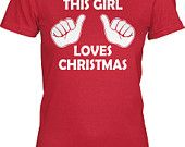 women christmas shirt on Etsy, a global handmade and vintage marketplace.