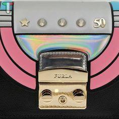 Furla 806987/898341 Metropolis Onyx/Multicolor