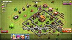 CLASH OF CLANS #16 - UNA ATAQUE BASTANTE CUTRE