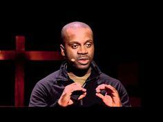 TEDxConcorde - Serge Mouangue - Le kimono africain