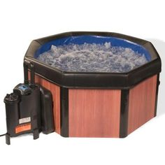 Brilliance.  Spa-N-A-Box Portable Spa Kit 2-Box-CL250-C at The Home Depot