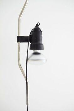 Parentesi lamp, designed by Achille Castiglioni e Pio Manzù, 1971 Flos